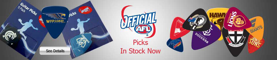 Official AFL Football Picks available now