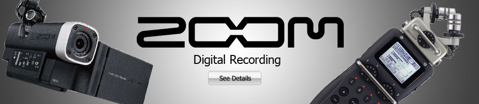 Zoom Digital Recording