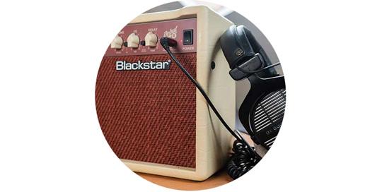 Blackstar Debut Series Speaker Emulated Output
