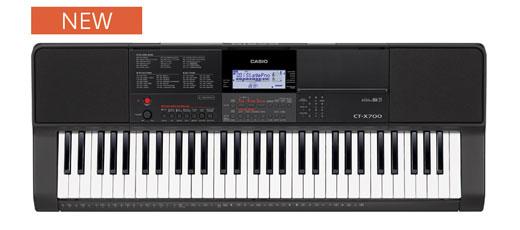New Casio CT-X700 Keyboard