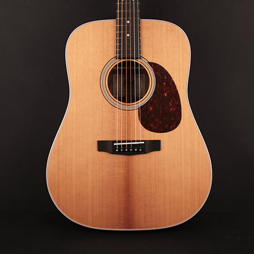 Cort Earth200ATV Solid Sitka Spruce Top