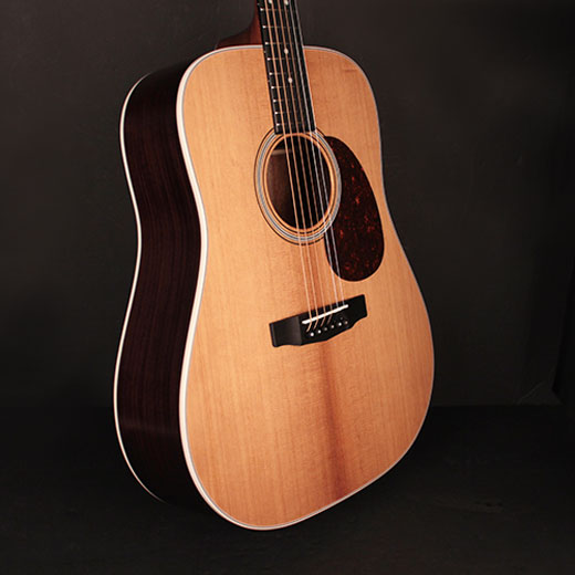Cort Earth200ATV Aged to Vintage Solid Sitka Spruce Top