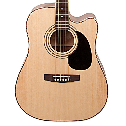 Cort AD880CE Spruce Top with Cutaway