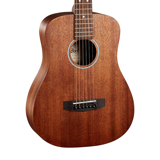 Cort AD min-M 3/4 size acoustic guitar body
