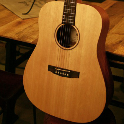 Cort Earth Grand Solid Sitka Spruce Top