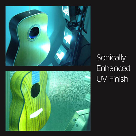 Cort GA5-PF Sonically Enhanced UV Finish