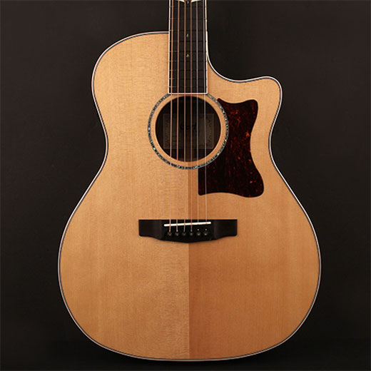 Cort GA5-ZR Grand Auditorium with Cutaway Body Style