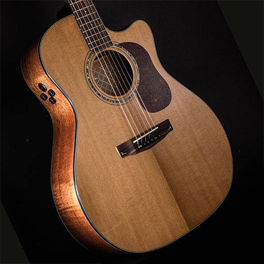 Cort Gold-A6 Master Grade Solid Sitka Spruce Top