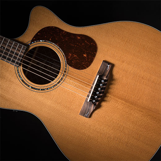 Cort Gold-A6 Aged to Vintage Top