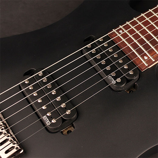 Cort KX275B EMG Retroactive Super77 7 String Pickup set