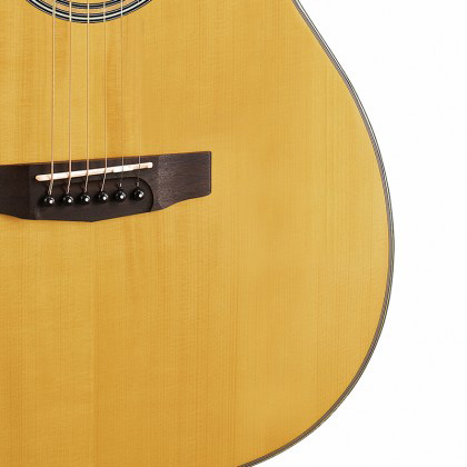 Cort L100_OF BW Solid Spruce Top