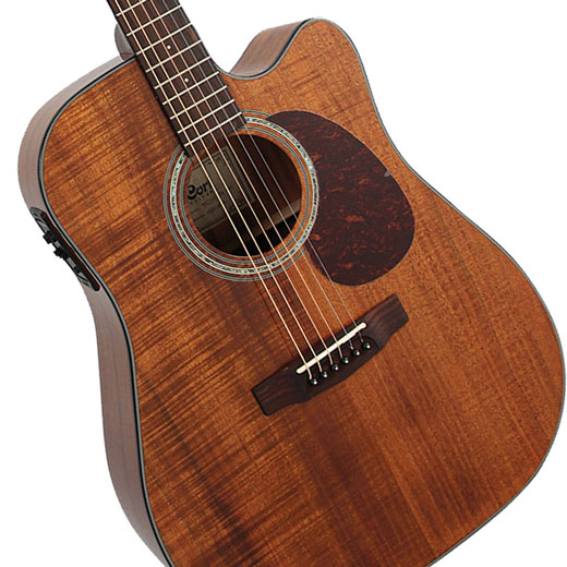 Cort MR710F-ABW Australian Blackwood Top, Back & Sides