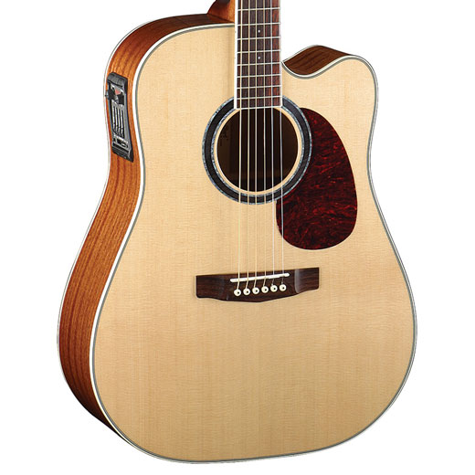 Cort MR730FX Acoustic guitar with Solid Sitka Spruce Top