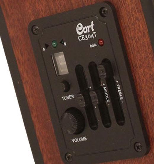 Cort SFX-ME CE304T Acoustic Guitar Pickup