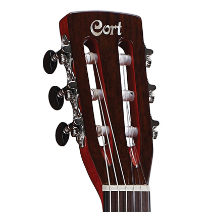 Cort Sunset Nylectric Slotted Headstock