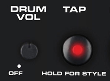 Might8BT Built-In Drum Machine