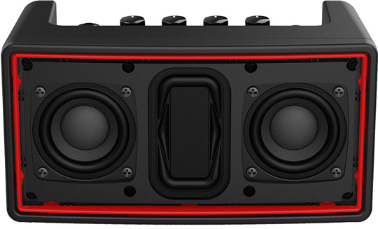 NU-X Mighty Air Stereo Speakers