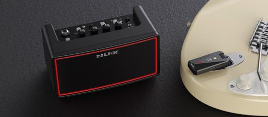 NU-X Mighty Air Quick Play Wireless Versatility