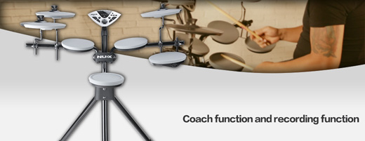 DM-1 Built-in Coach & Recording function
