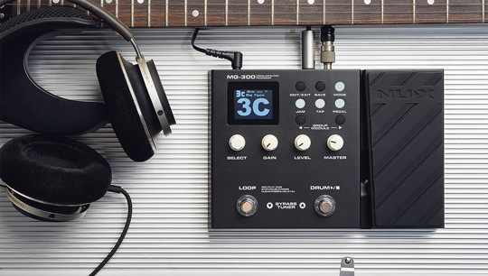 MG-300 Expression Pedal
