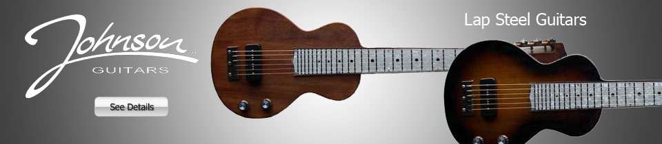 Johnson Lapsteel Guitars
