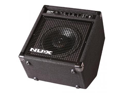 nu x 30w electronic drum kit amplifier bc wholesalers. Black Bedroom Furniture Sets. Home Design Ideas