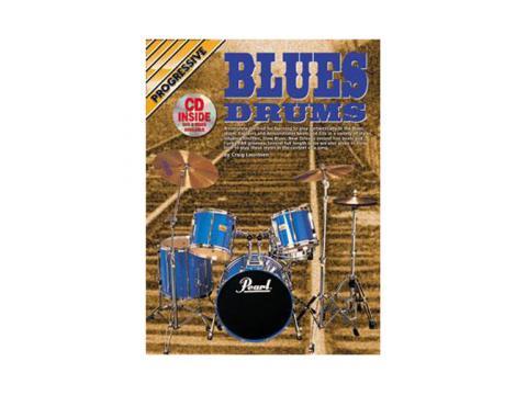 Progressive Blues Drums - CD CP69085