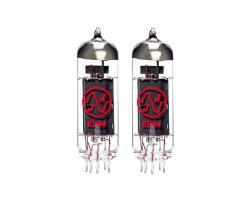 JJ Electronic EL84 Power Tubes Matched Pair