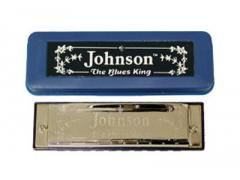 Johnson Jambone Harmonica - 10 Hole