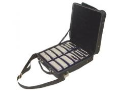 Johnson Jambone Harmonica Kit - 12 Harp's in Deluxe Lightweight Case