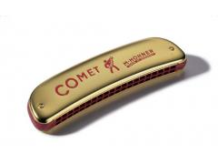 Hohner Comet 40 Harmonica 20 Double Holes in C