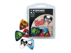 Themed Series Skull - Multi Guitar Pick Packs