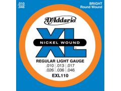 D'Addario XL 10-46 Regular Light - EXL110
