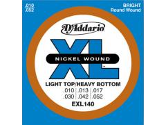 D'Addario XL 10-52 Light Top Heavy Bottom - EXL140