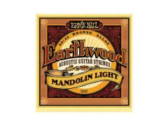 Ernie Ball Mandolin Earthwood 80/20 - 09/34 Light 2067