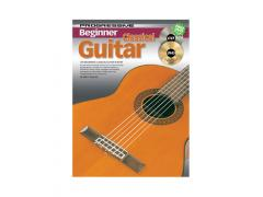 Beginner Classical Guitar - CD & DVD CP69096