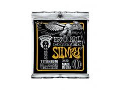 Ernie Ball Coated Electrics Titanium Slinky -  09/46 Hybrid Slinky 3122