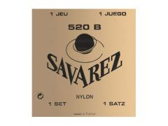 Savarez 520B White Card - Low Tension