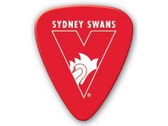 AFL Sydney Swans 5 Pack Guitar Picks