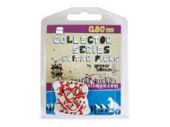 Collectors Series 5 Guitar Pick Pack - Graveyard