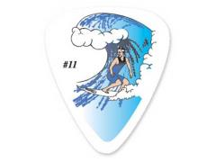 Collectors Series Surfer Guitar Pick