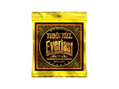 Ernie Ball Everlast Coated 80/20 Bronze - 10/50 Extra Light 2560