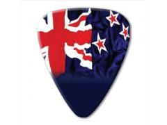 World Country Series - New Zealand - Photo Flag Pick