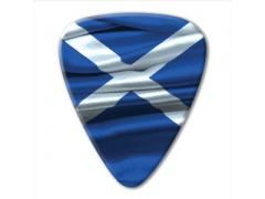 World Country Series - Scotland - Photo Flag Pick