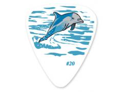 Collectors Series Dolphin Guitar Pick