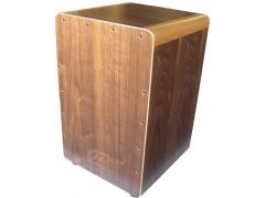 Opus Percussion Cajon Walnut with Bag