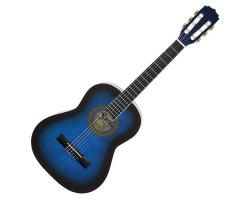 Fiesta 3/4 Classical Guitar Blueburst