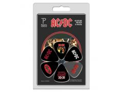 Perri's Guitar Picks AC/DC Pack 1