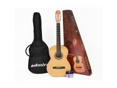 Admira Alba Classical Guitar Pack