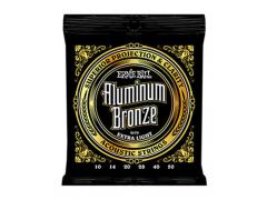 Ernie Ball Aluminum Bronze 10-50 Extra Light 2570